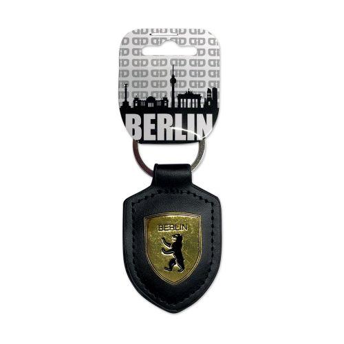 Schlüsselanhänger +PU Wappen