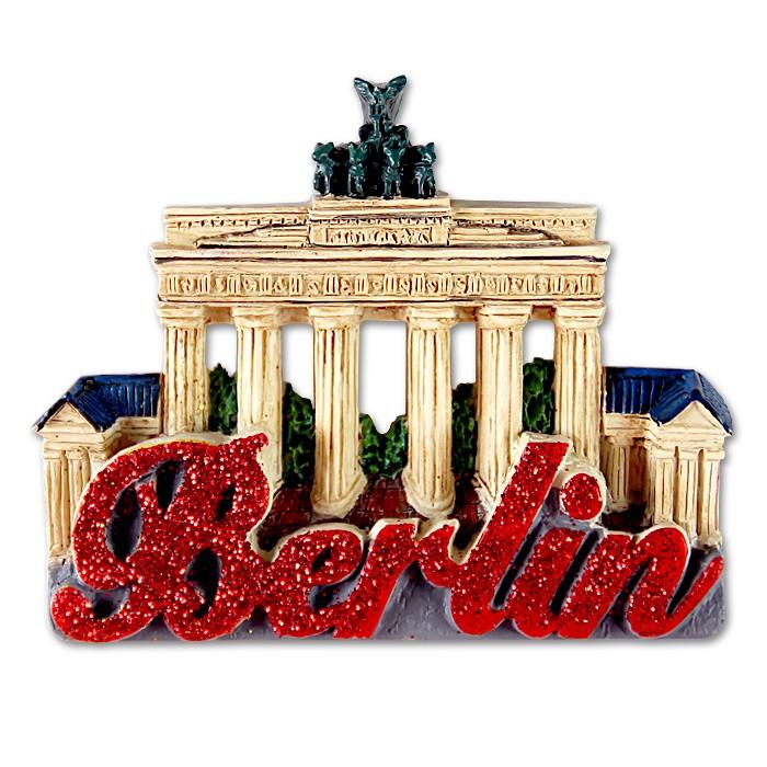 Magnet Poly BT mit Glitter Berlin