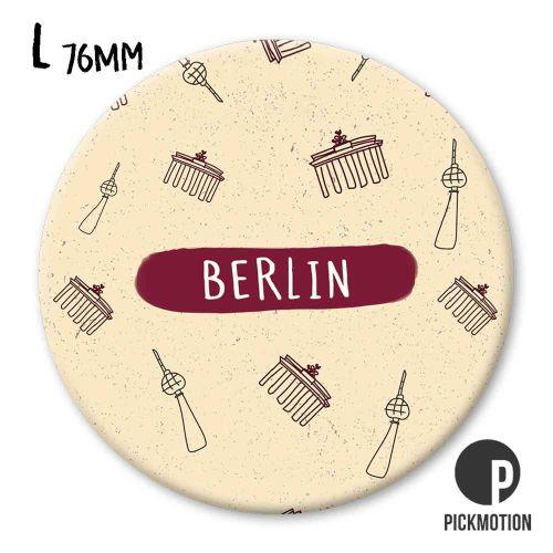 Fotomagnet beige berlin