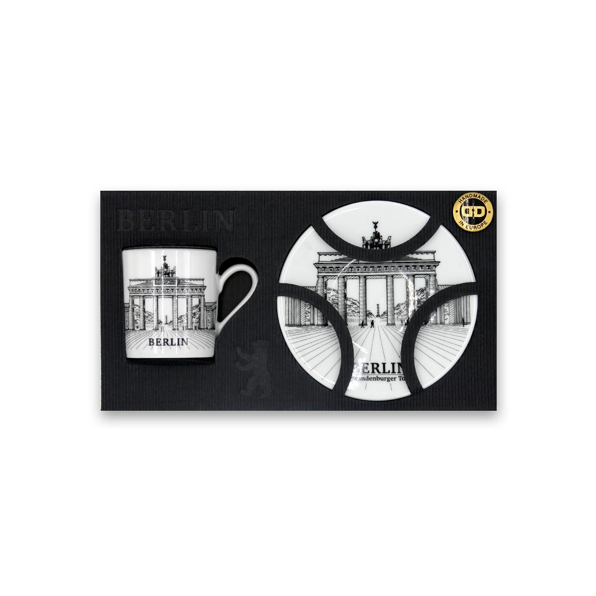Espresso Set BT im Aufsteller