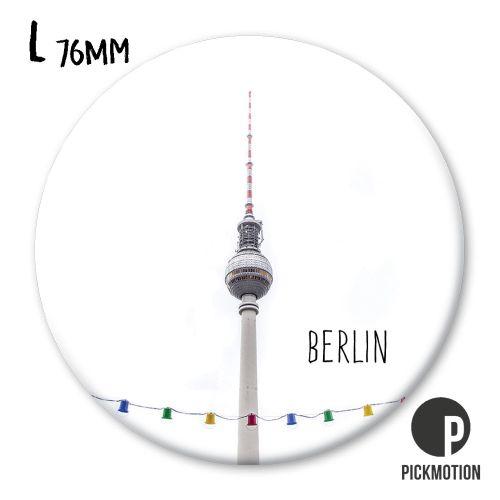 Fotomagnet weißer traum alex Berlin gross
