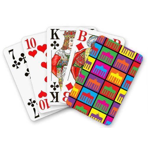 Spielkarten BT Mosaik