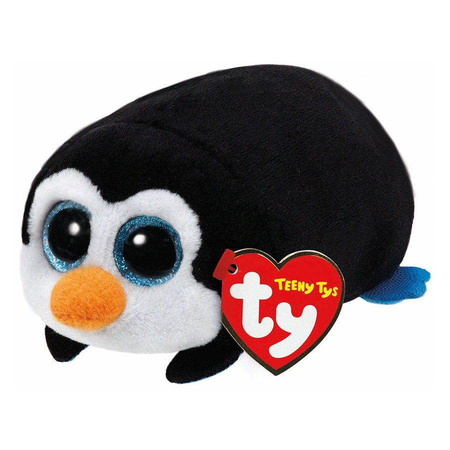 Plüsch Pinguin Pockets 10cm