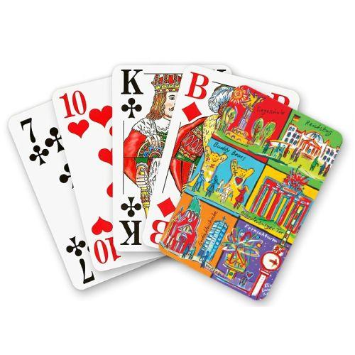 Spielkarten BB Karadim