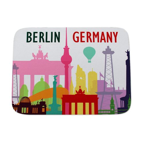 Mousepad Skyline Bunt