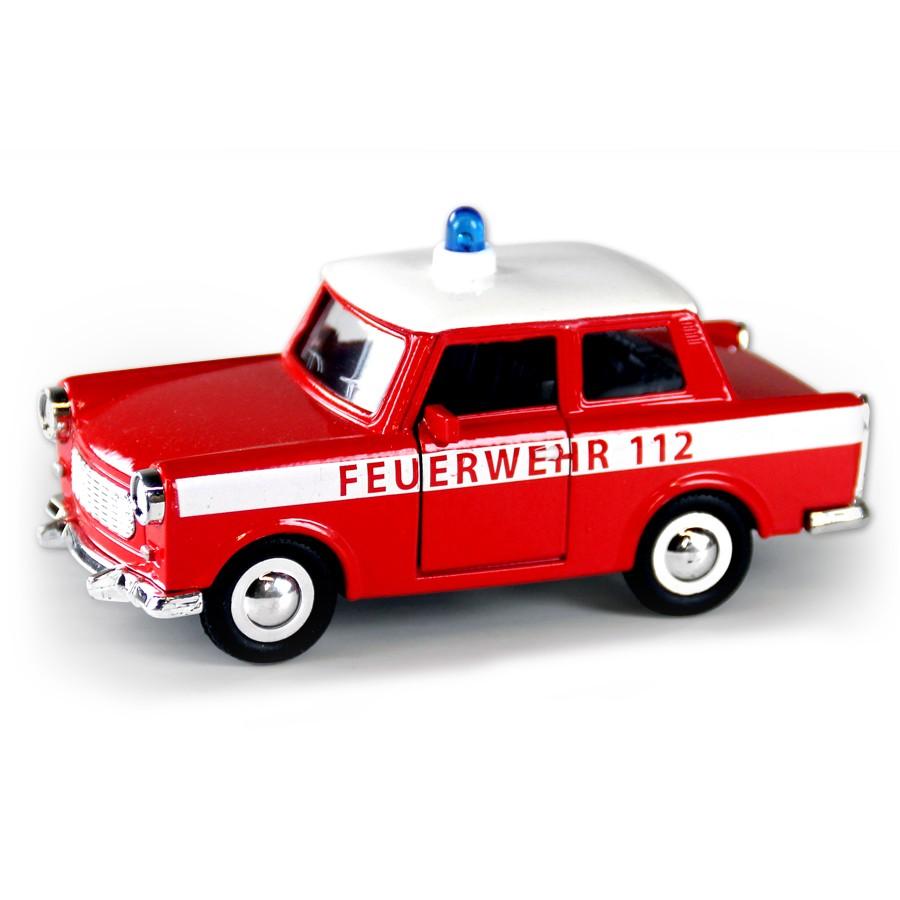 Trabant Feuerwehr 12cm