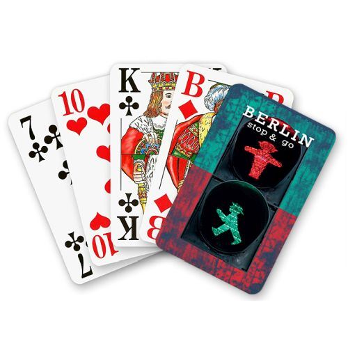 Spielkarten Stop&Go