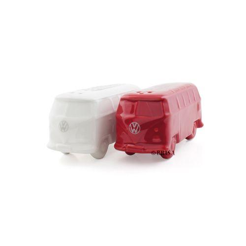 VW T1 Bus 3D Salz und Pfeffer in Box