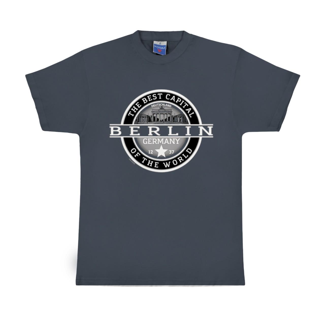 H Shirt Best Berlin denim Größe S