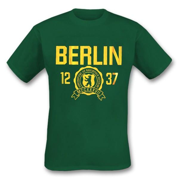 H Shirt Berlin MCC grün, Größe S