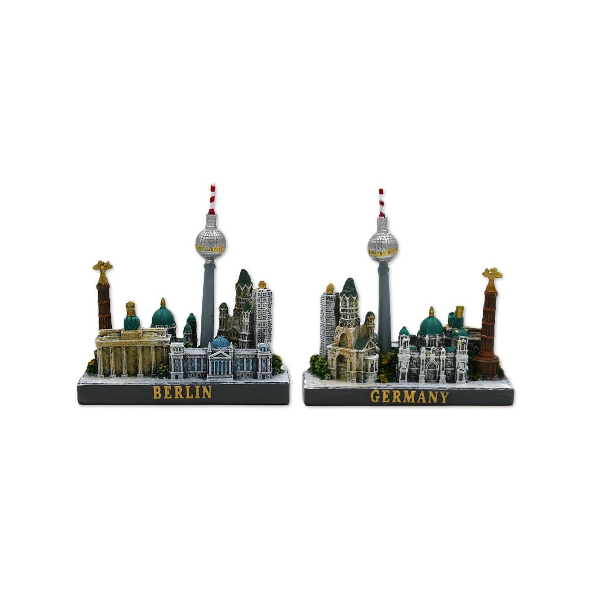 Miniatur Berlin Multi 10cm