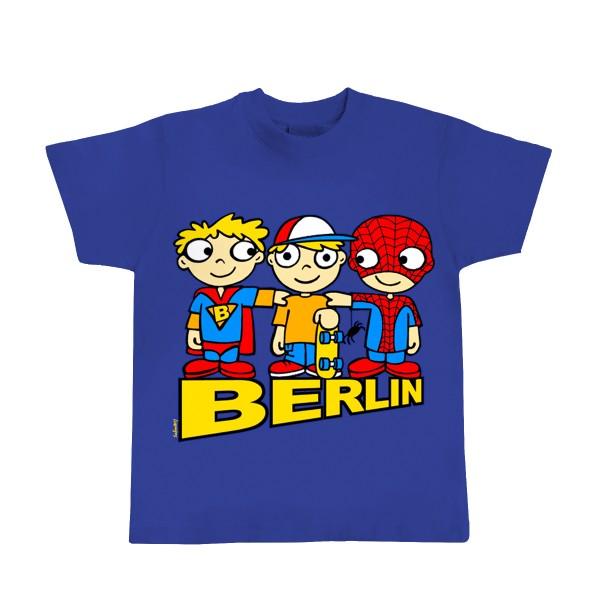K Shirt Berlin drei Freunde Größe 92