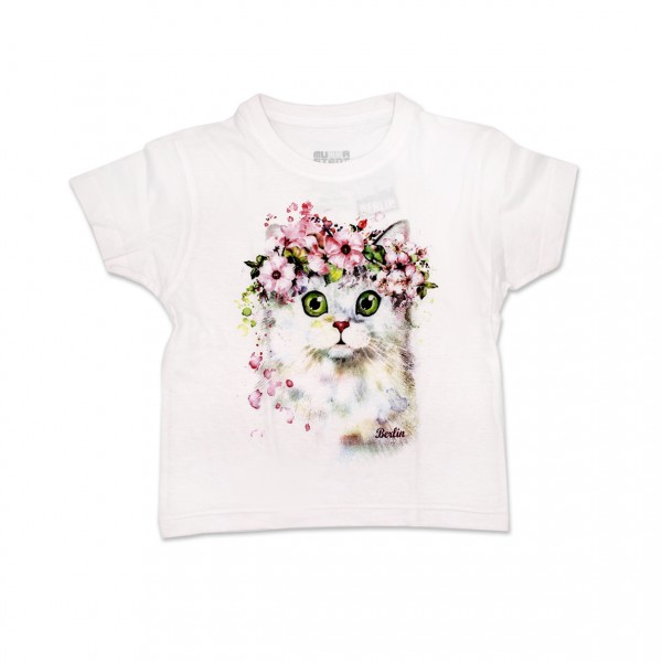 K Shirt Katze Größe 104