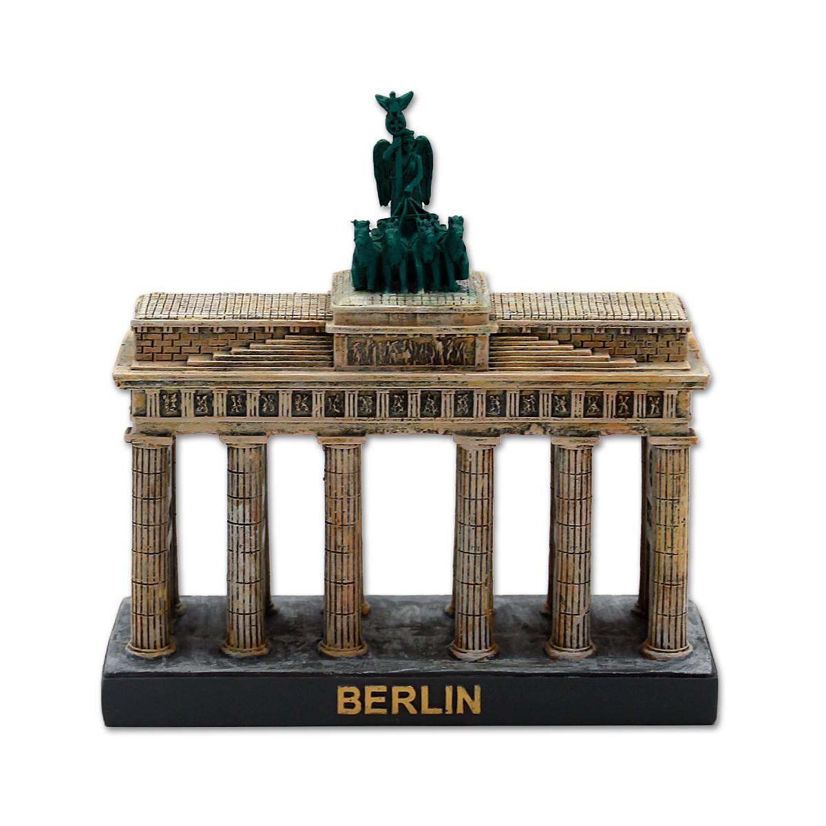Miniatur Poly Brandenburger Tor 12cm
