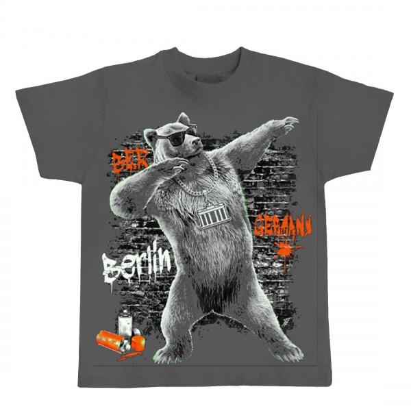 K Shirt Berlin urban Bär Größe 104
