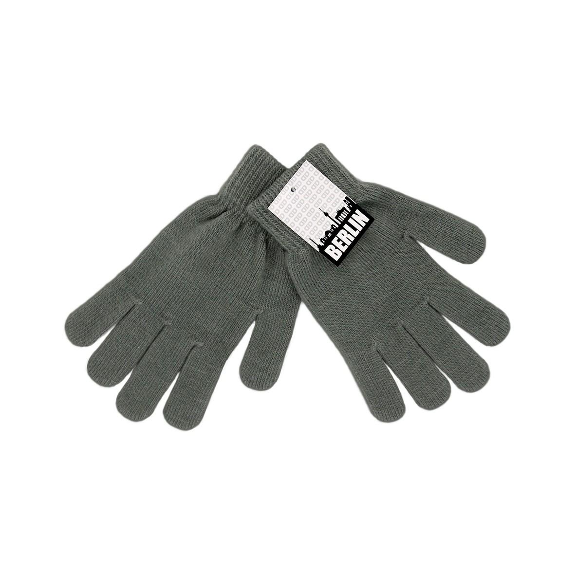 Handschuhe Damen Magic dunkelgrau