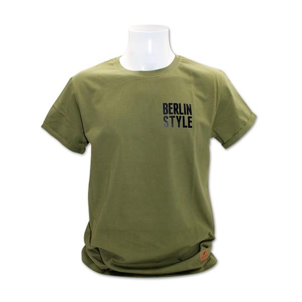 H Shirt Kleinigkeit Berlin Style olive Größe L