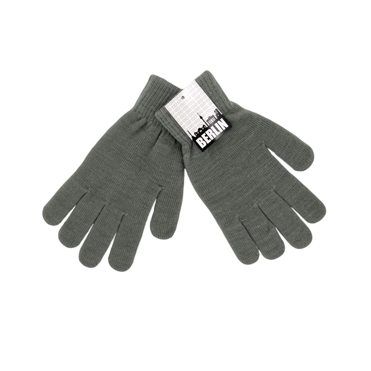 Handschuhe Herren Magic dunkelgrau