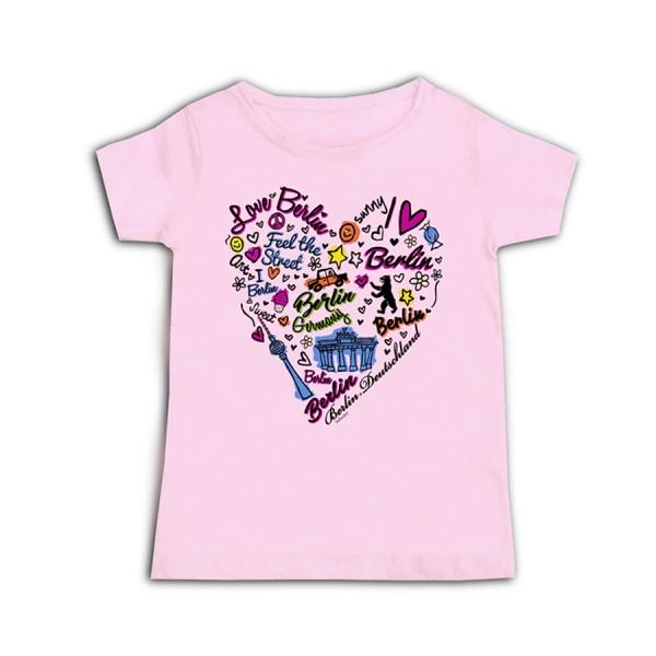K Shirt Berlin Love Größe 92
