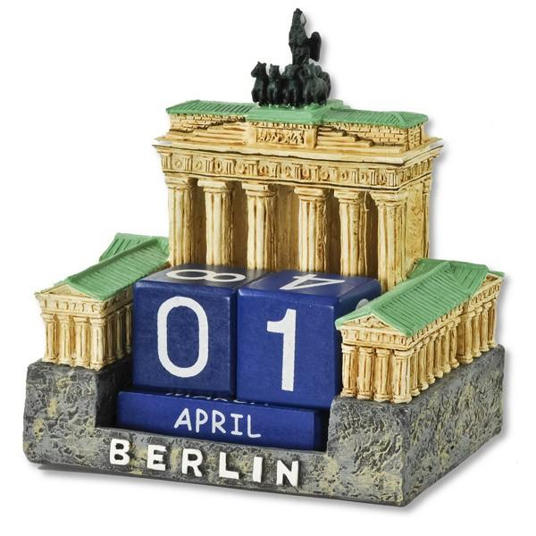 Miniatur Poly Brandenburger Tor Kalender