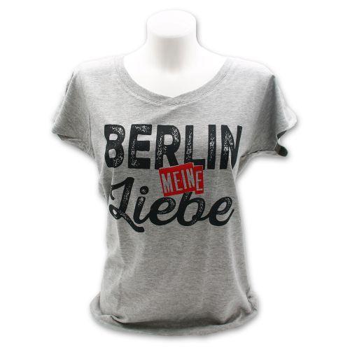 Damen Shirt Berlin meine Liebe