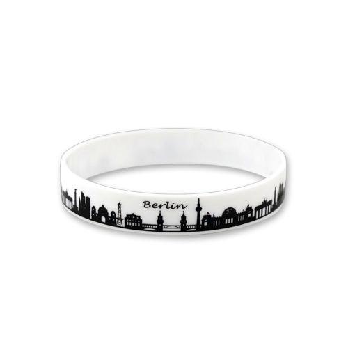Armband Gummi Skyline