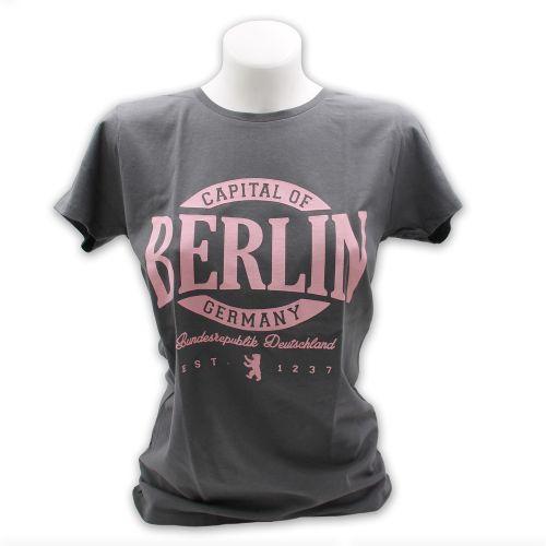 Damen Shirt Oval Puff Berlin
