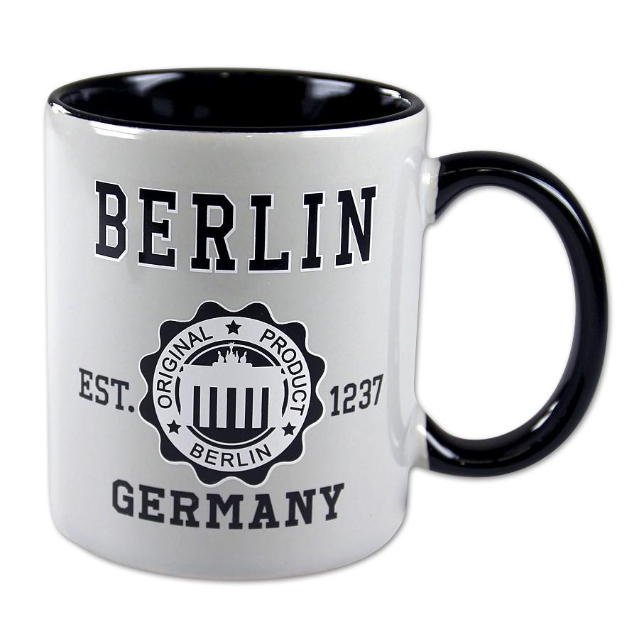 Tasse Stempel Berlin
