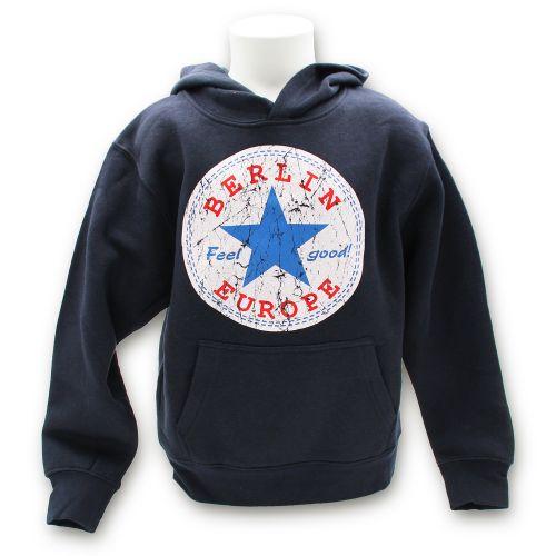 K Sweater Feel good blau