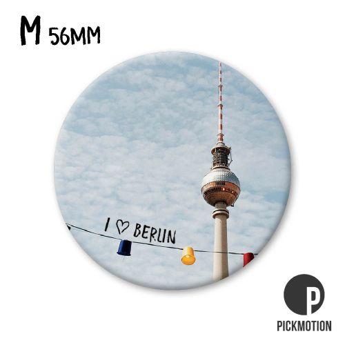 Fotomagnet lampen am alex Berlin