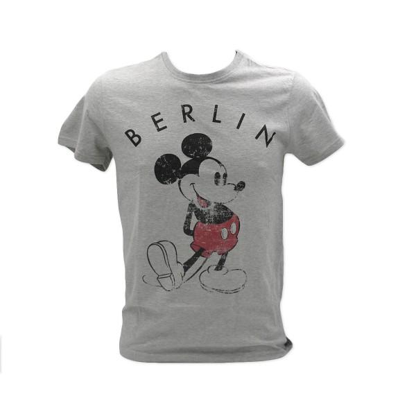 H shirt Mickey Berlin grau Größe XS
