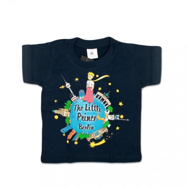 K Shirt little Prince Berlin marine Größe 92
