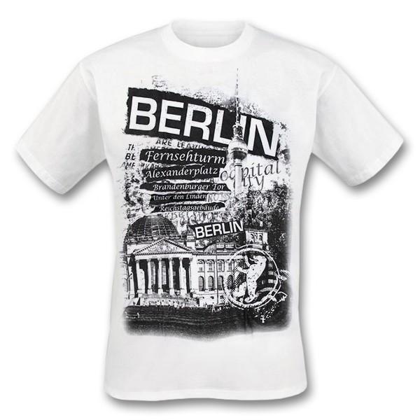 H Shirt Torn Paper weiß ( S)