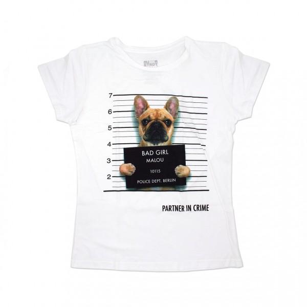 D Shirt Bad Girl Malou Größe S
