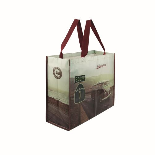 VW T1 BUS SHOPPER BAG - HIGHWAY 1