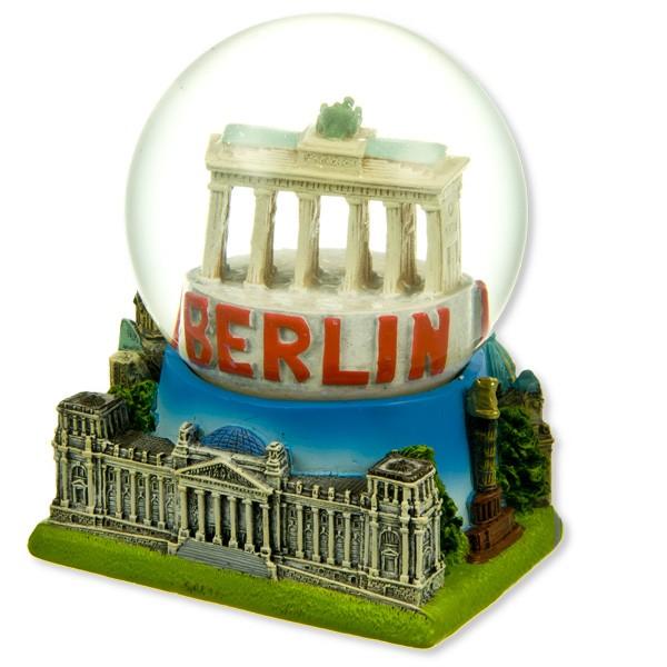 Schneekugel 6,5cm erweitert Übersicht Berlin