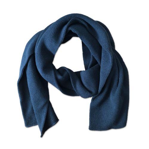 Schal dunkelblau