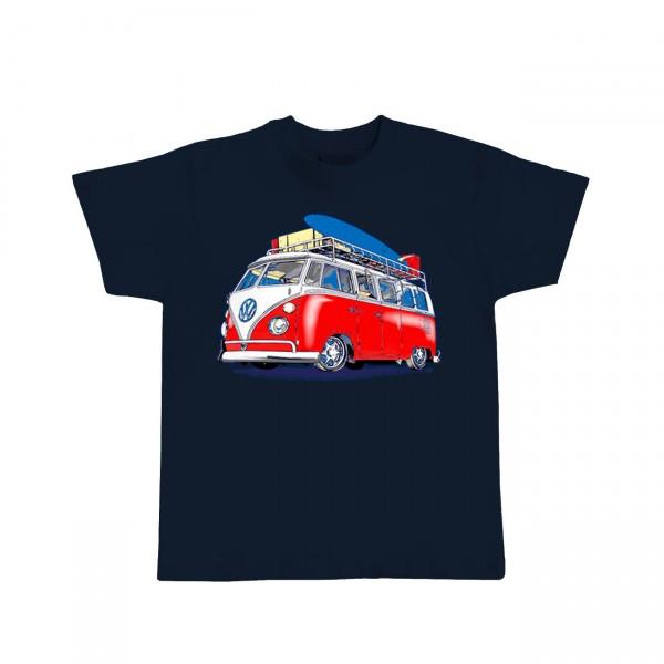 K Shirt Furgoneta navy blue Größe 92