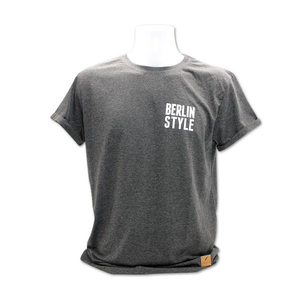 H Shirt Kleinigkeit Berlin Style grau Größe XL