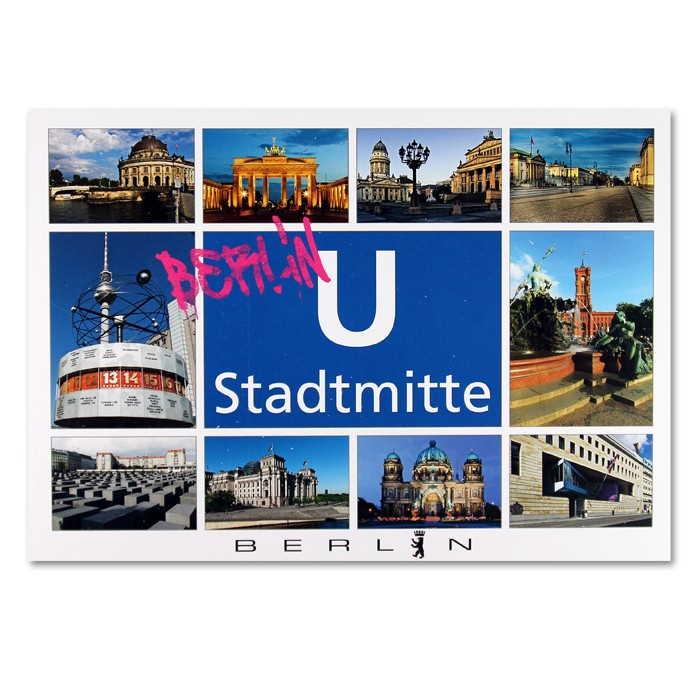 Postkarte Royal QF Berlin 11er Bild