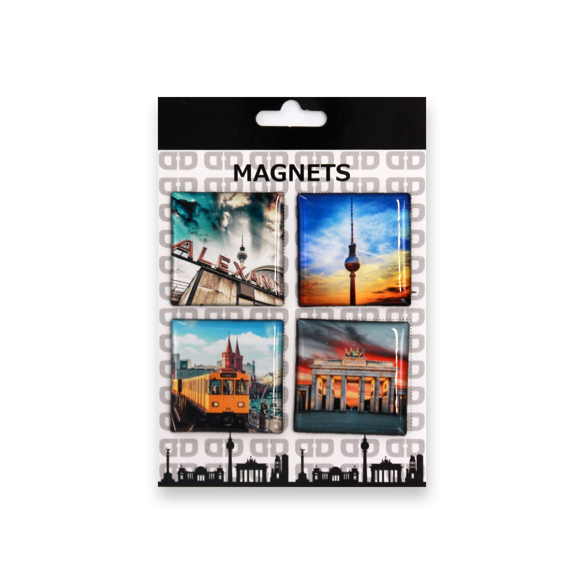 Fotomagnet Set Fotos