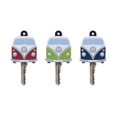VW T1 Bus Schlüsselüberzug 3er Set