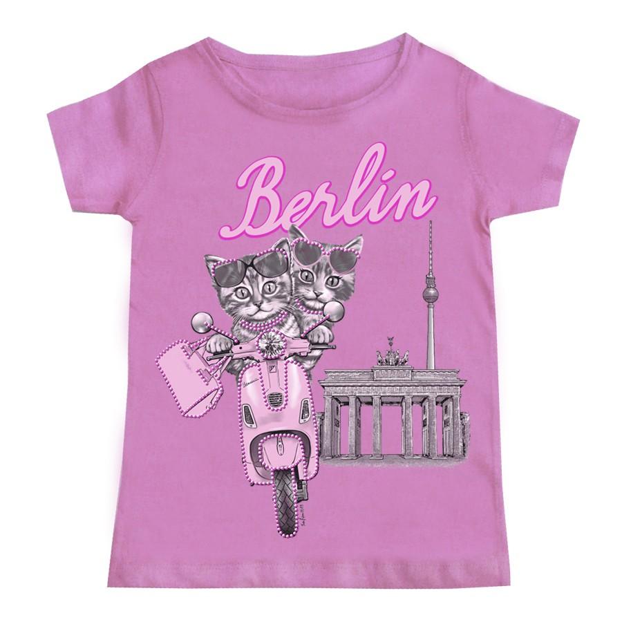 K Shirt Berlin Miau Größe 92