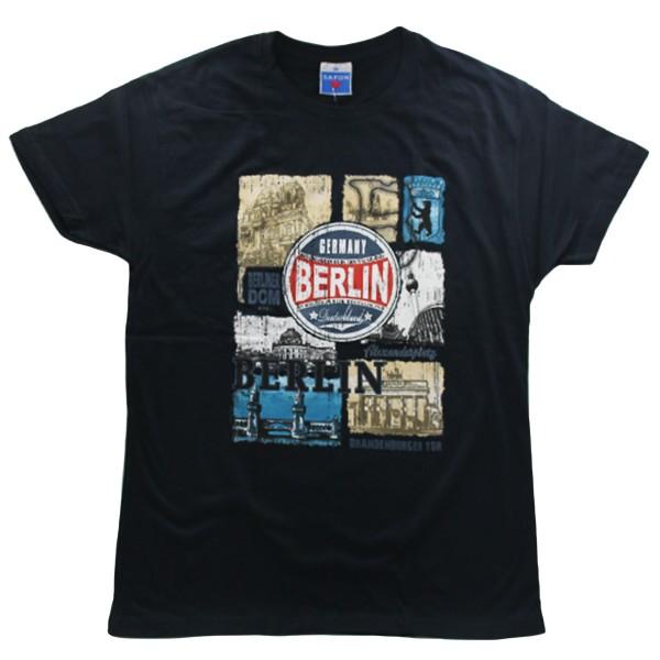 H Shirt from Berlin navy Größe S