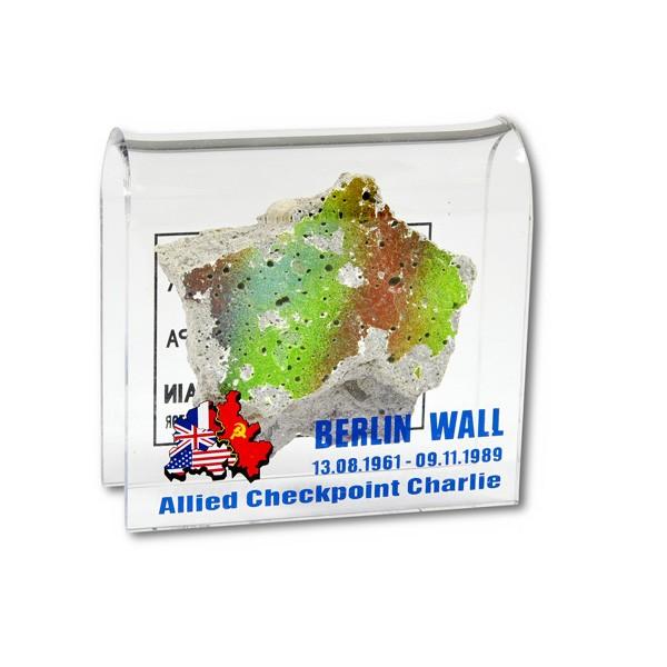 Mauer Acrylbogen You are... groß Berlin