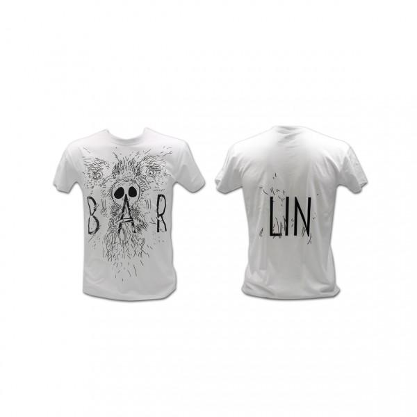 H Shirt Bärlin weiß Größe S