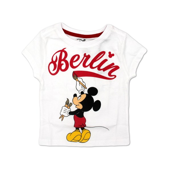K shirt Mickey Berlin weiß Größe 92