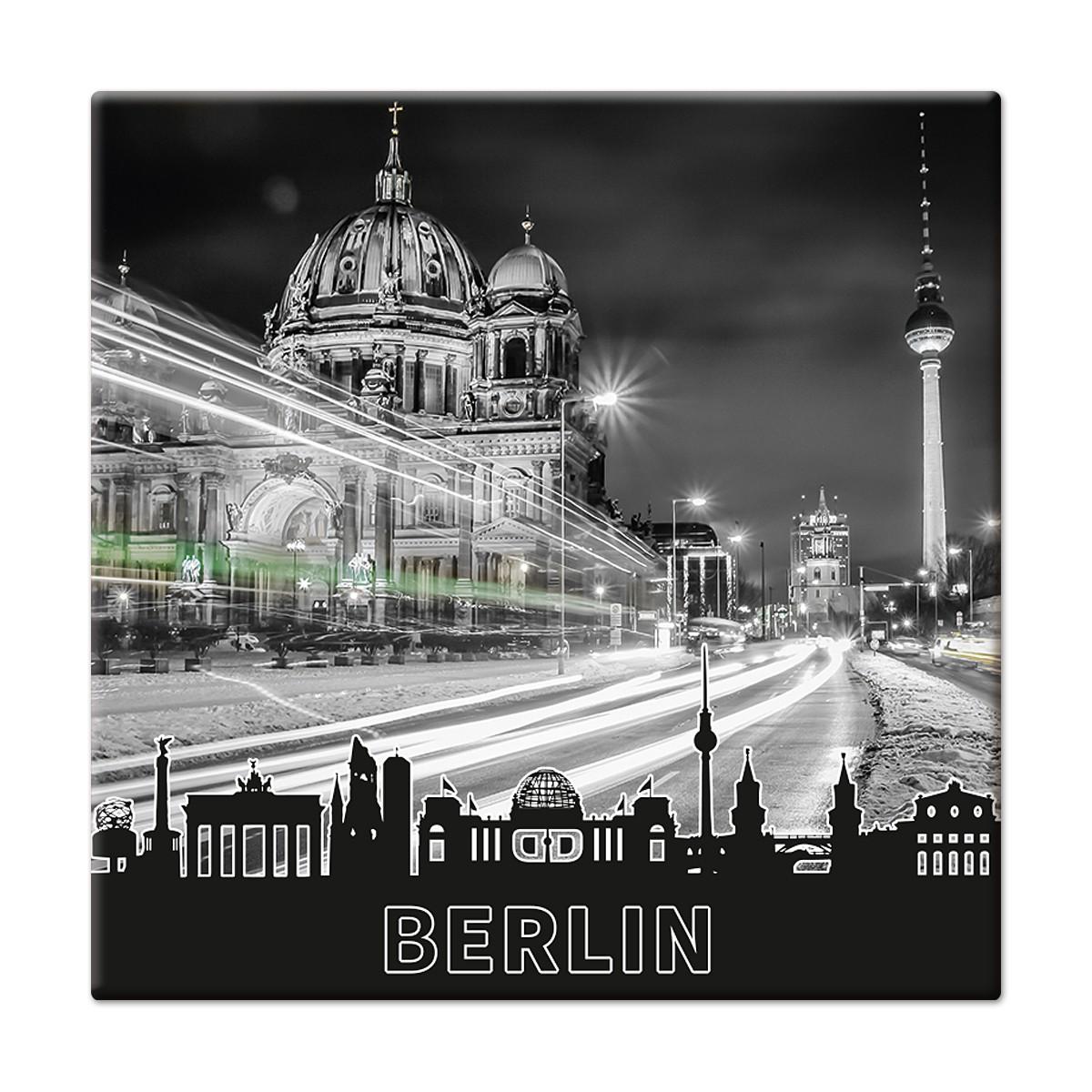 Fotomagnet Berliner Dom