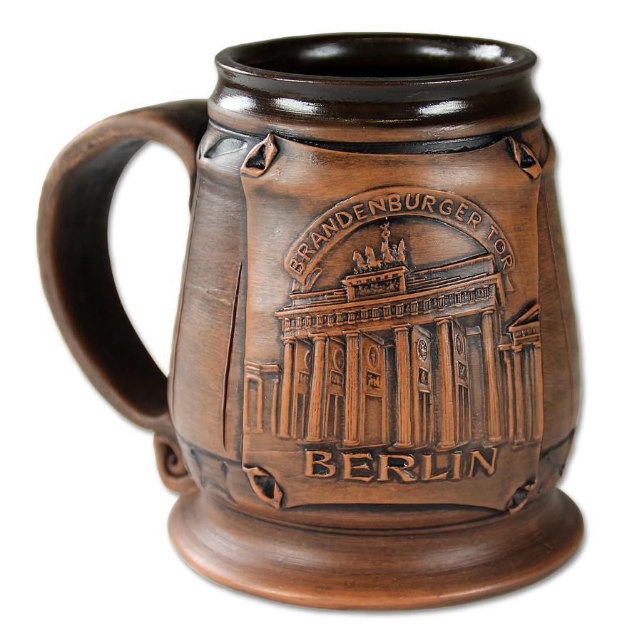 Keramikkrug 0,5l BT Berlin