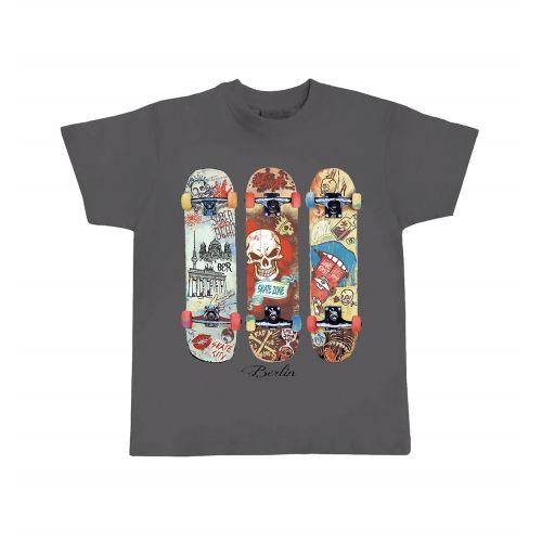 K Shirt skateboards olive
